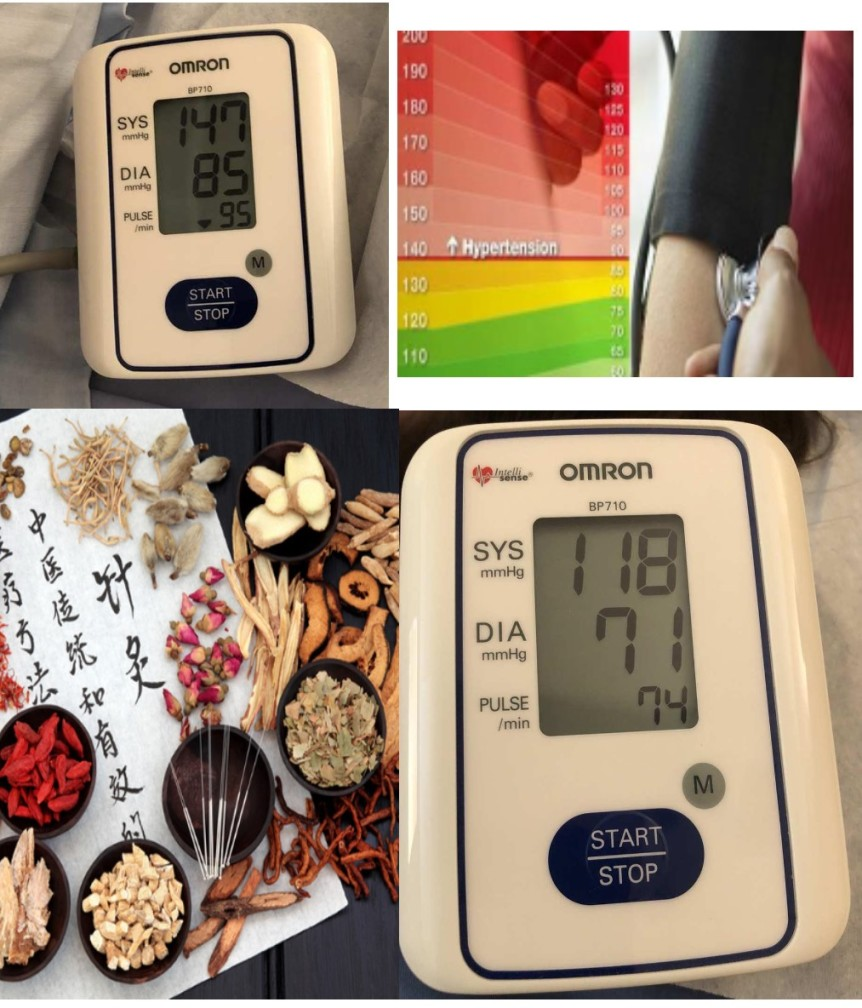 TCM Helps high blood pressure